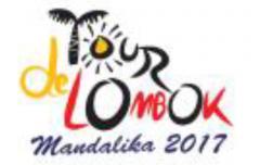 Tour de Lombok logo