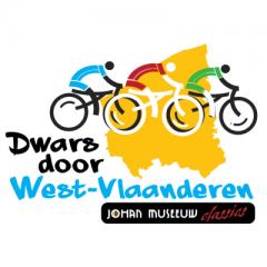 Dwars door West-Vlaanderen Johan Museeuw Classic  logo
