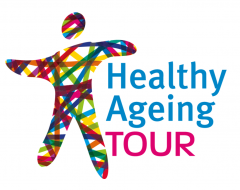 Healthy Ageing Tour  logo