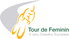 Tour de Feminin - O cenu Českého Švýcarska logo