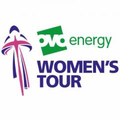 OVO Energy Women's Tour logo