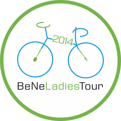 BeNe Ladies Tour  logo