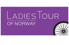 Ladies Tour of Norway  logo