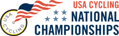 National Championships United States - Road Race logo