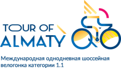 Tour of Almaty logo