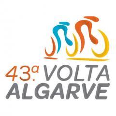 Volta ao Algarve em Bicicleta  logo