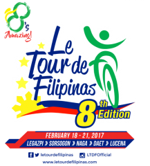 Le Tour de Filipinas  logo