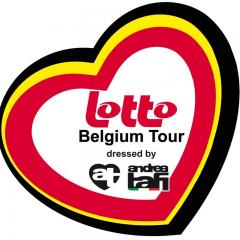 Lotto Belgium Tour  logo