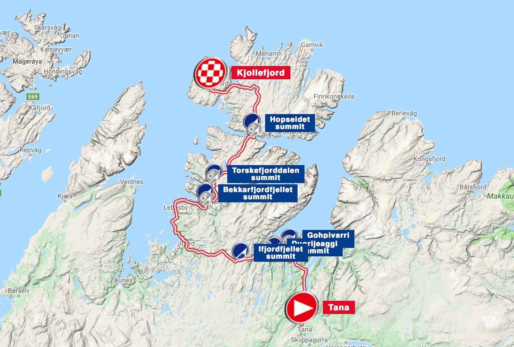 Arctic Tour Of Norway 2018