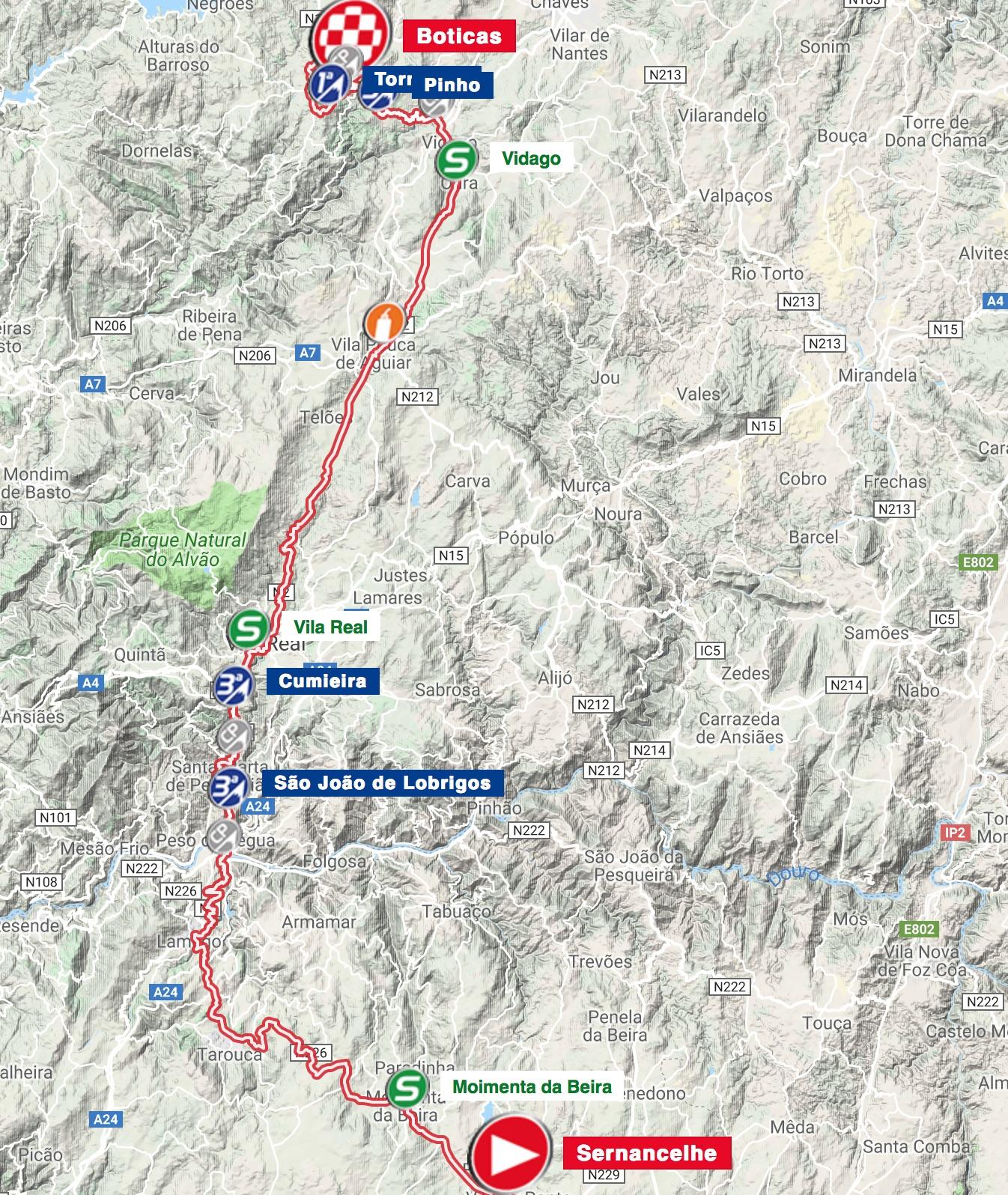 Volta A Portugal Em Bicicleta Santander Totta 2018 Stage 6