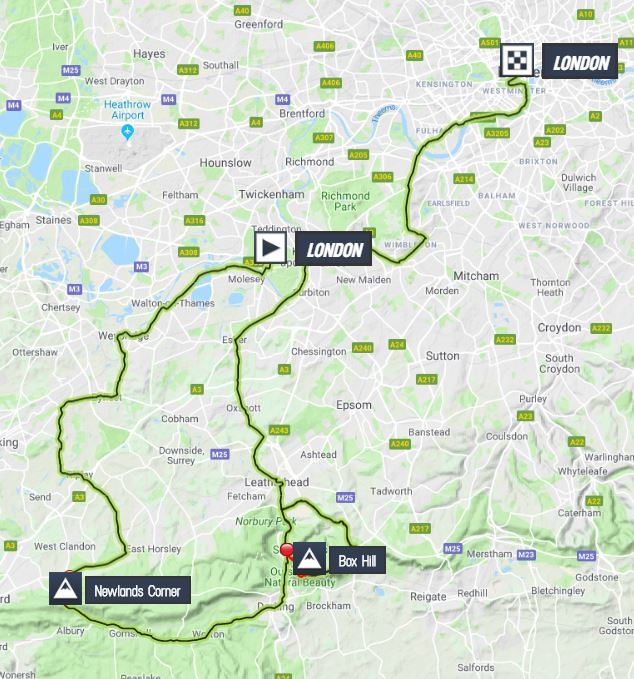 Prudential RideLondon 2019 Ride-london-classic-2019-result-map-cfa1f0e0d6