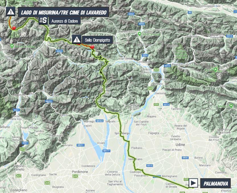 Adriatica Ionica Race / Sulle Rotte della Serenissima 2019 | Stage 2