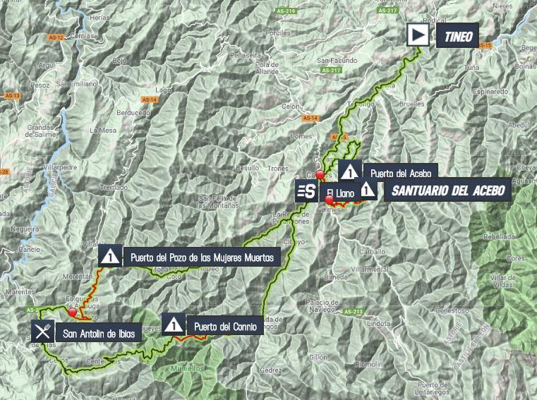 La Vuelta ciclista a España 2019 | Stage 15 | Stage/race