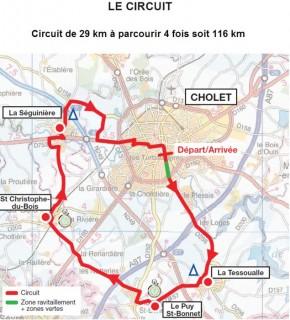 Cholet Pays de Loire Dames 2013
