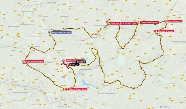 Cholet Pays de la Loire 2018