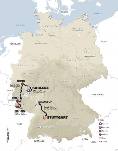 Parcours des courses - Page 4 Deutschland-tour-2018-map
